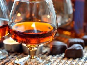 cognac (10 ml.)